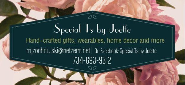 Special Ts by Joette